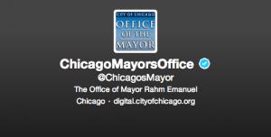 Chicago Mayor's Office uses Twitter to listen