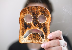 Don't have a toast brand personality