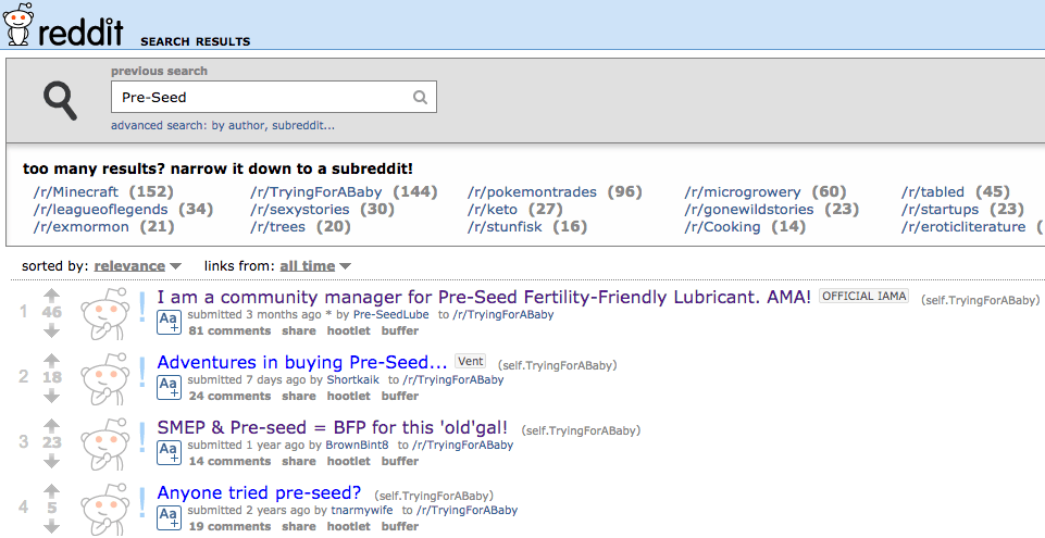 reddit brand name search