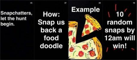 snapchat-contest