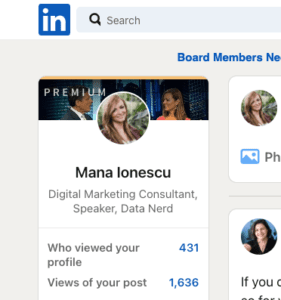 see who viewed your linkedin profile