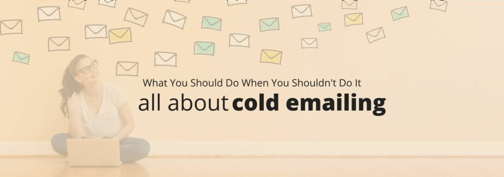 How to Cold Email Using Large Email Lists