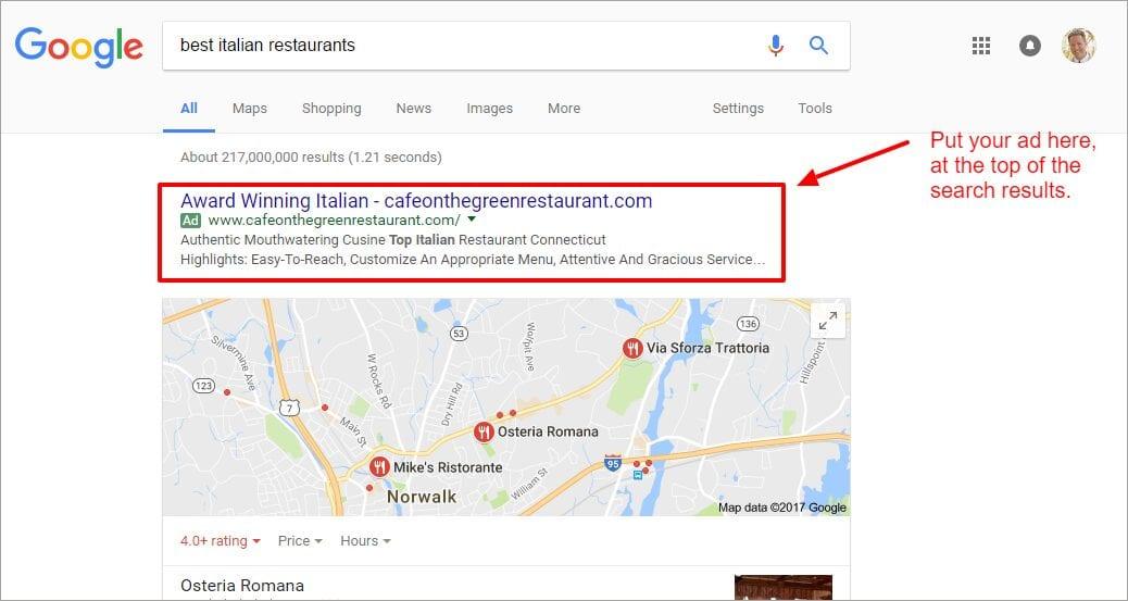 How Google Ads Help Restaurants