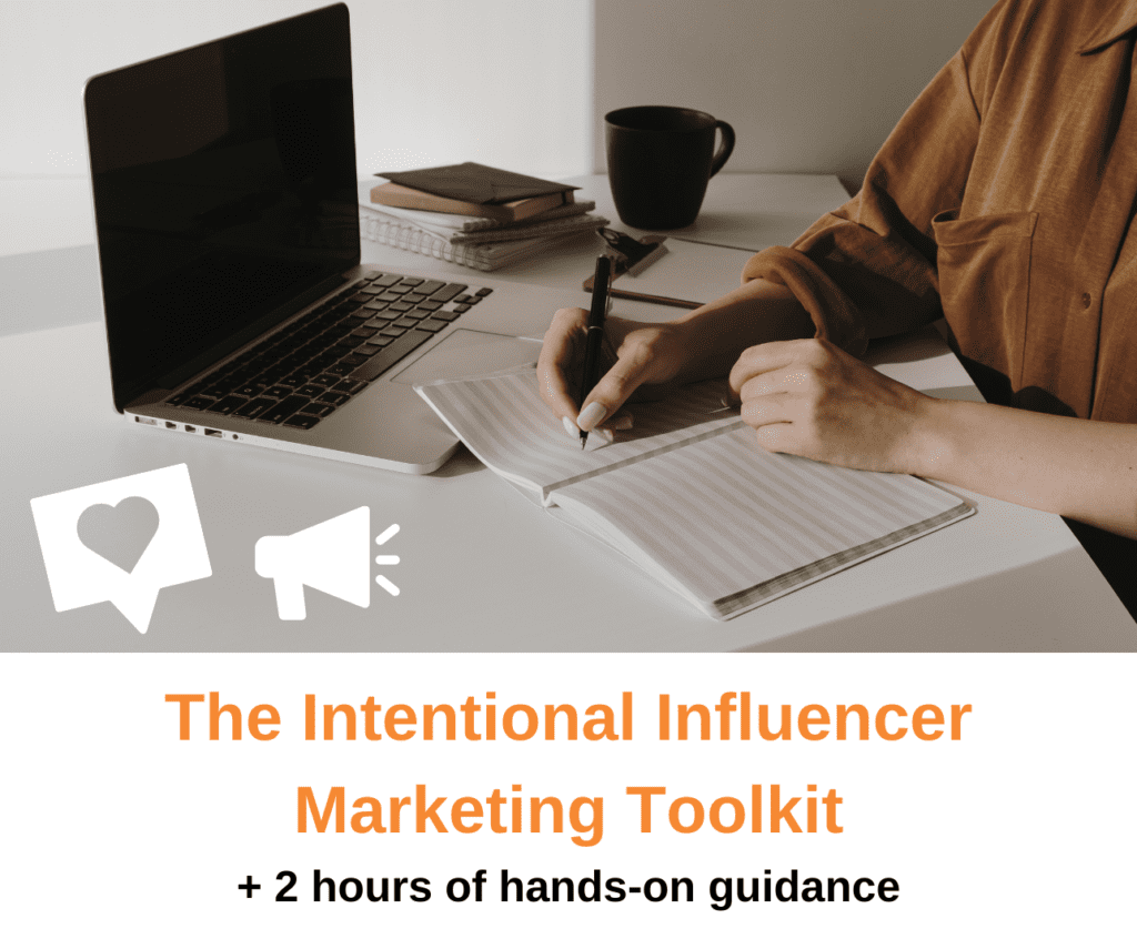 influencer marketing consulting